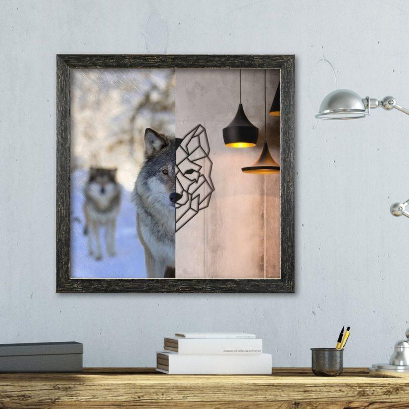Wolf Framed Poster
