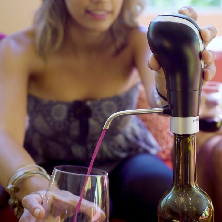 WAERATOR Instant Electric Wine Aerator Dispenser