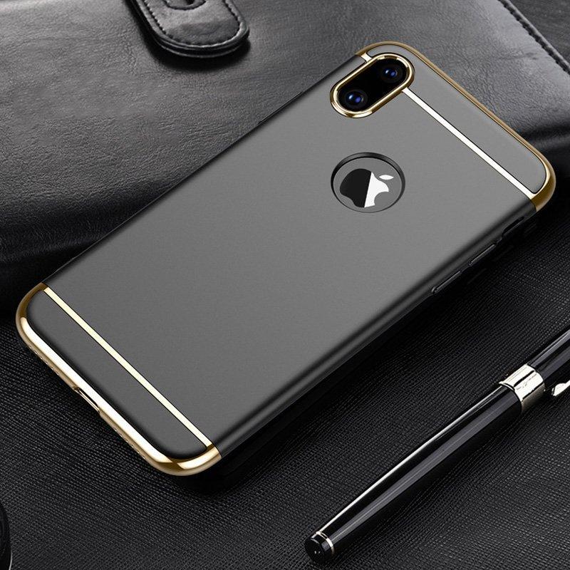 Gold Cap iPhone Case