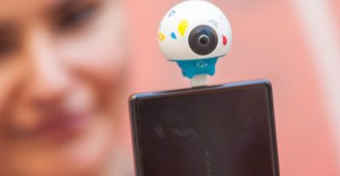 Giroptic iO Pop HD 360 Camera for Android Smartphones