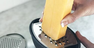 Oval Cheese Grater