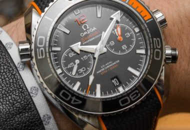 Omega Planet Ocean 600M Co-Axial Master Chronometer Chronograph Ceramic GMT 45.5 MM