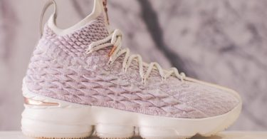 Nike Lebron XV Perf Long Live The King/KITH Sneakers