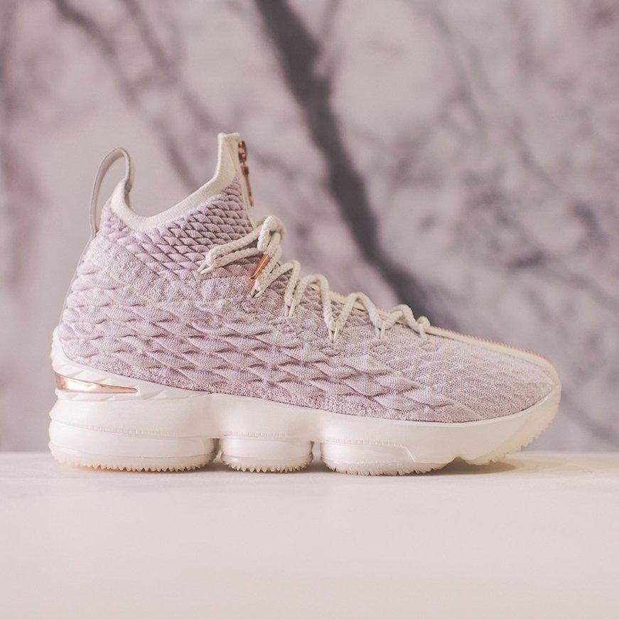 Nike Lebron XV Perf Long Live The King/KITH Sneakers