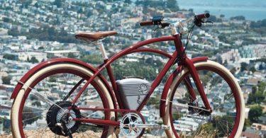 Cafe Electric Bike