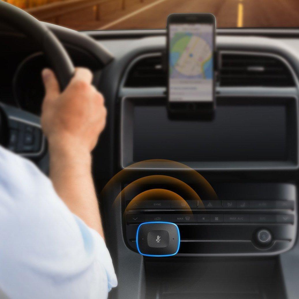 Roav VIVA Alexa Enabled 2-Port USB Car Charger