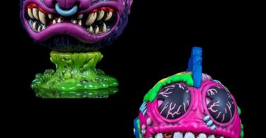 Kidrobot X Madballs 6″ Medium Figures