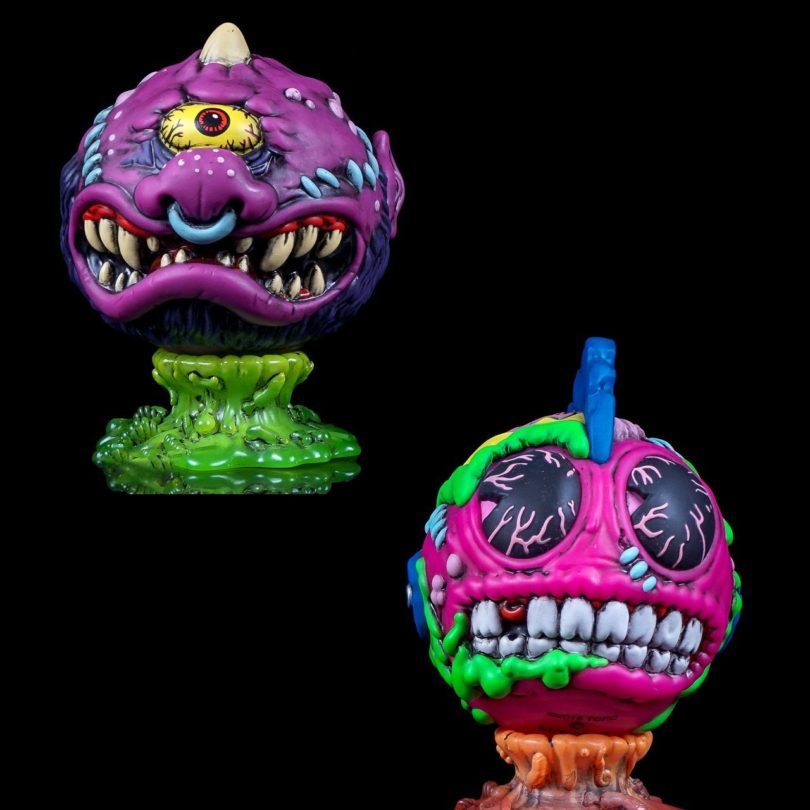 Kidrobot X Madballs 6″ Medium Figures