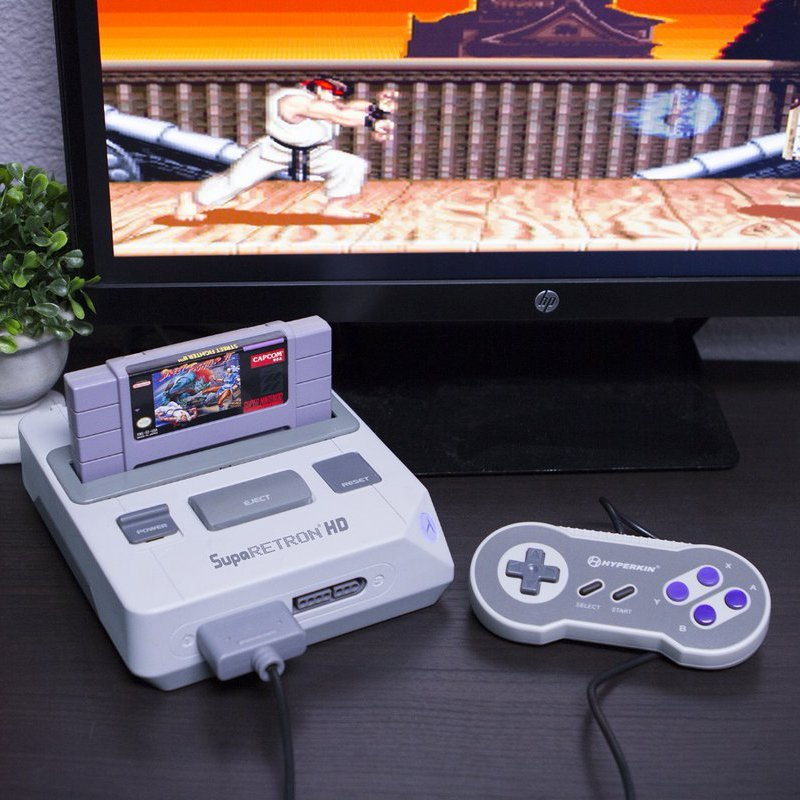 Hyperkin SupaRetroN HD Gaming Console for SNES