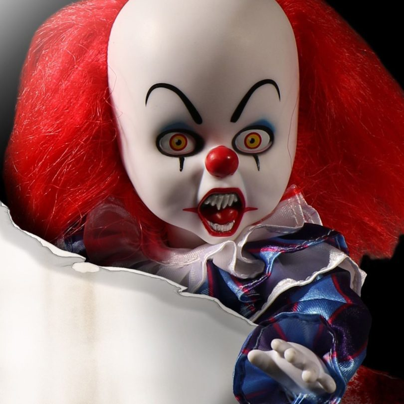 IT Pennywise Living Dead Doll