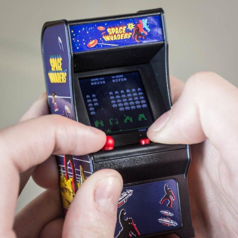 Tiny Arcade Miniature Arcade Game