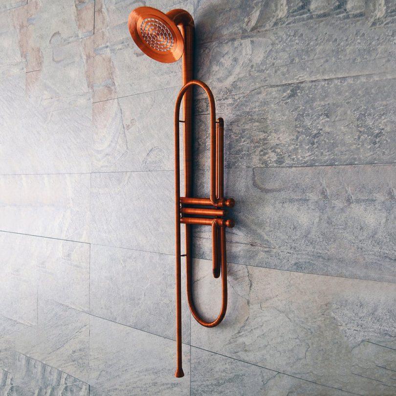 Jazz Shower by Vlad Mititelu