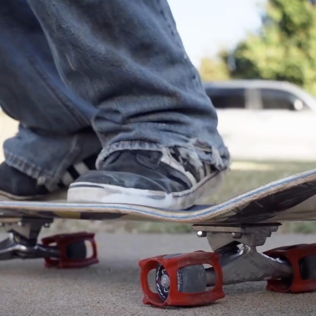 SkaterTrainer Trick Learning Tool