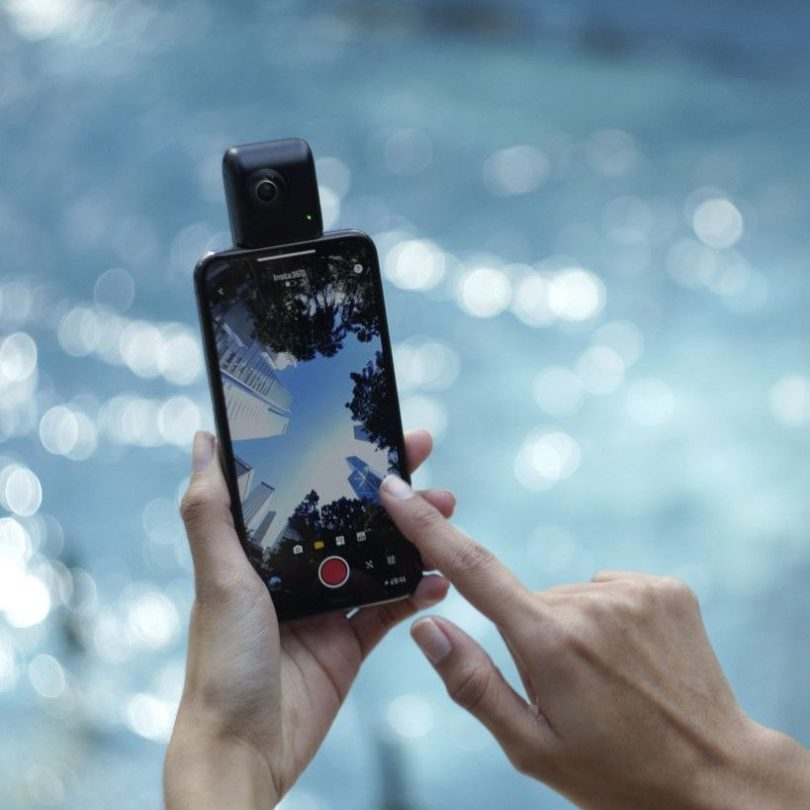 Insta360 Nano S 360 VR Camera