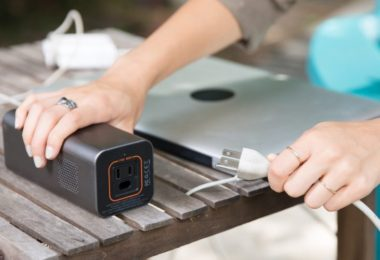 Jackery PowerBar AC Outlet Portable Charger