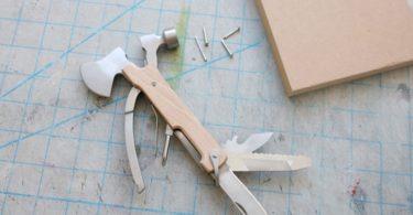 Kikkerland Hammer Multi Tool