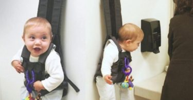 The Babykeeper Infant Carrier