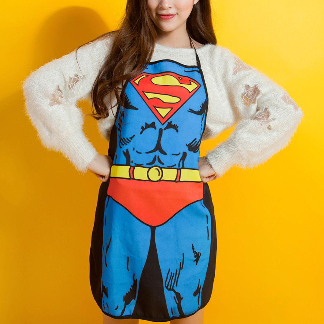Superman Be The Character Apron