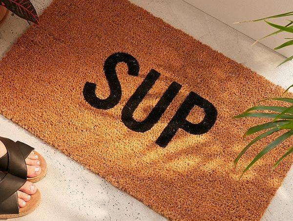 Sup Coco Doormat
