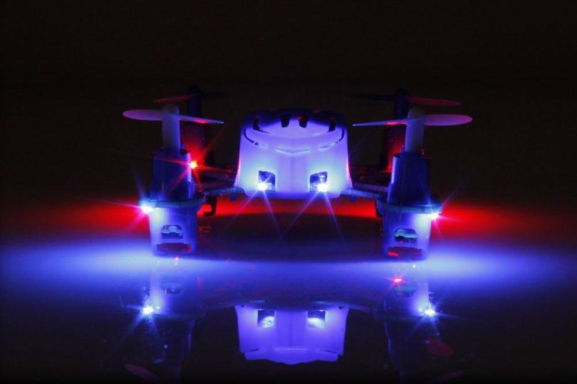 Tenergy Hubsan Q4 H111 Nano Mini 4-Channel RC Quadcopter
