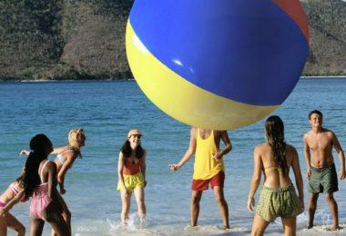 The Beach Behemoth Giant Inflatable
