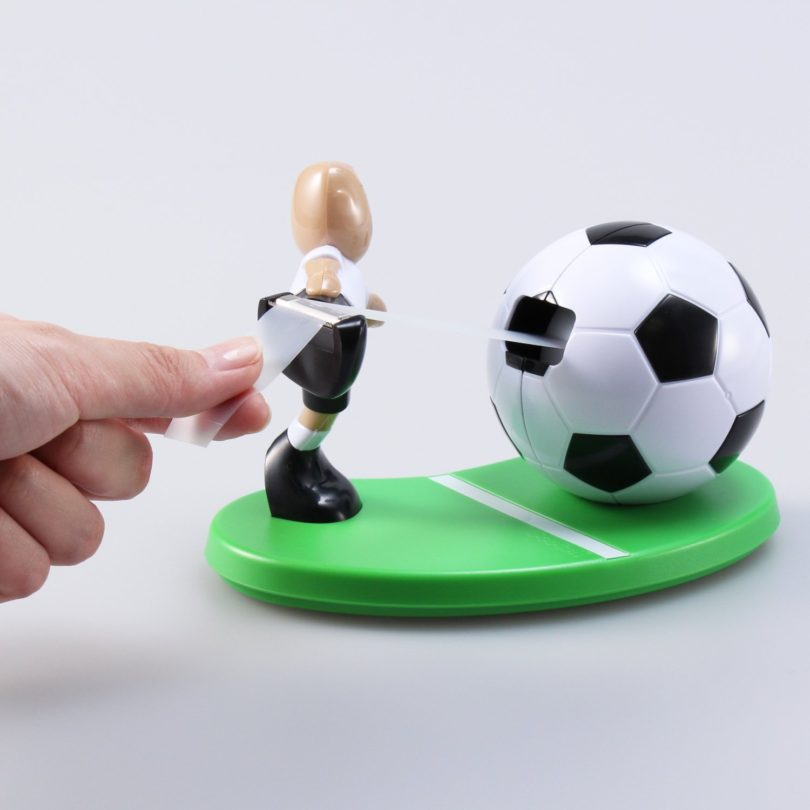 Scotch Magic Tape Dispenser Soccer