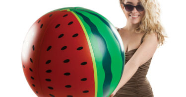 BigMouth Inc Giant Watermelon Beach Ball