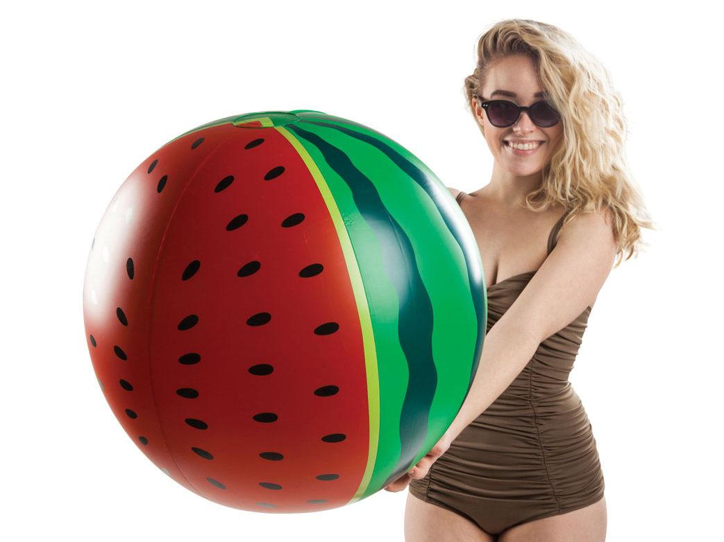 BigMouth Inc Giant Watermelon Beach Ball