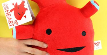 Heart Plush Figure – I Got The Beat!