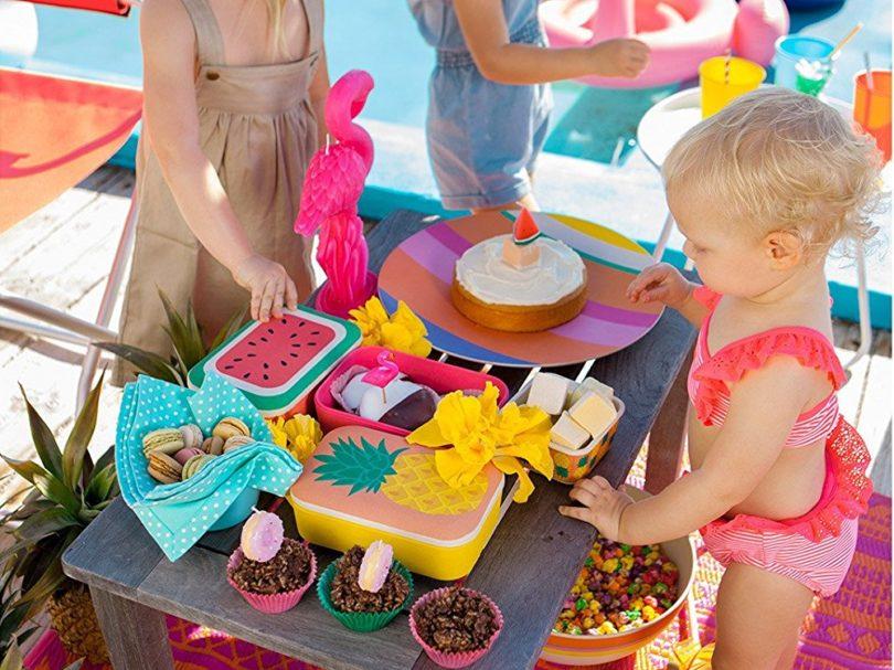 Sunnylife Fruit Shaped Beach Tumbler