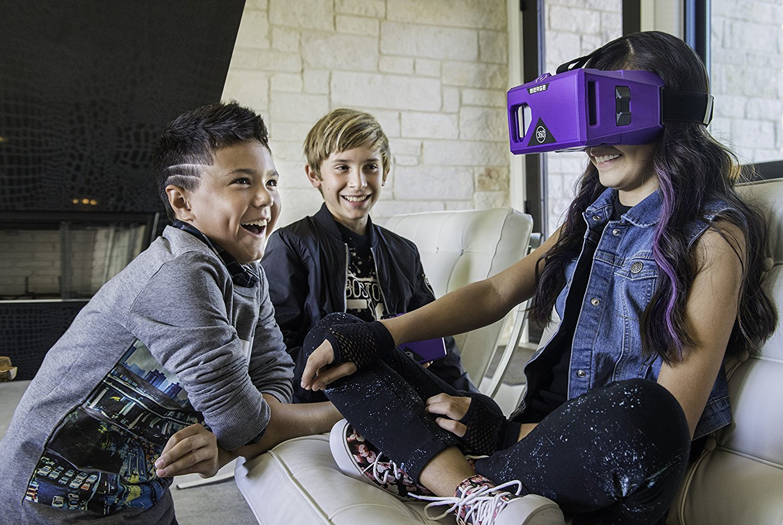 Merge VR/AR Goggles