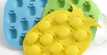 Ice Tray Pineapple Shape