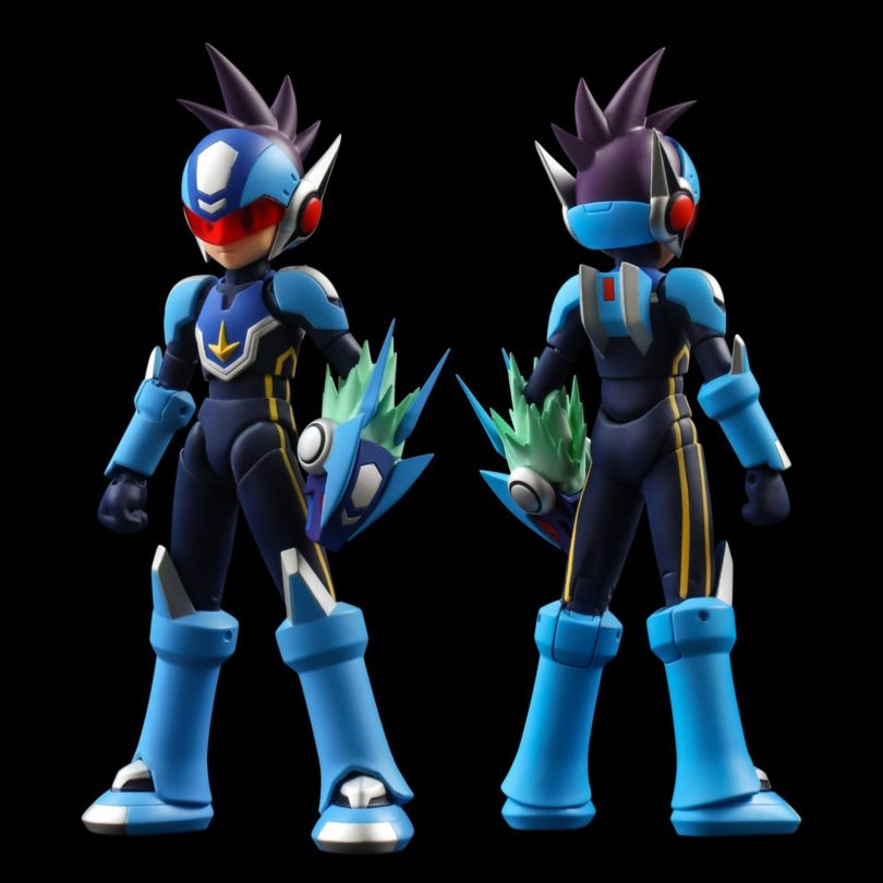 Mega Man Star Force 4-Inch Nel Action Figure