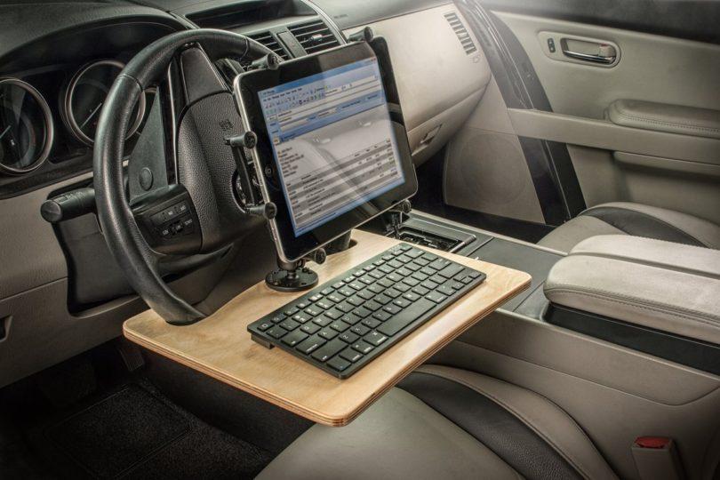 AutoExec WheelMate Elite Steering Wheel Desk