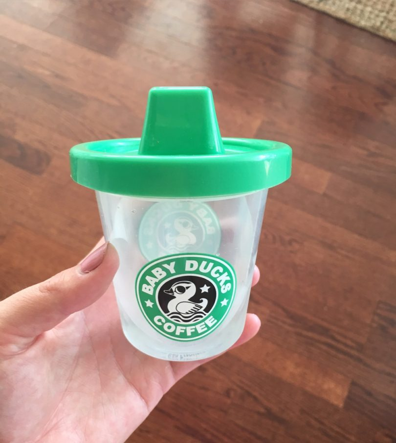 GAMAGO Sippy Cup