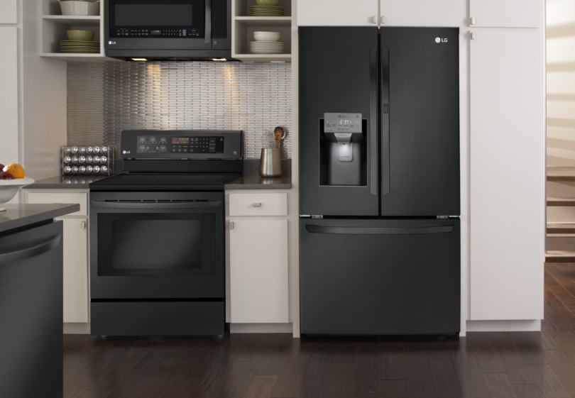 LG Smart ThinQ French Door Refrigerator