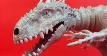 Zoomer Dino, Jurassic world INDOMINUS REX-Collectible Robotic Edition