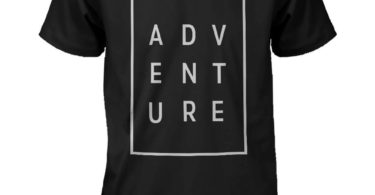 Adventure Typographic T-Shirt
