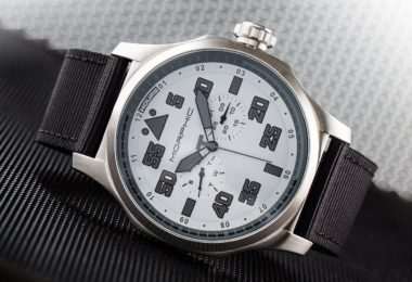 Morphic M48 Series Multi-Function Strap Day/Date Watch