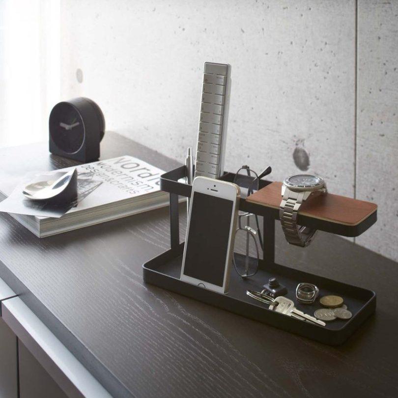 Tower Deskbar Black