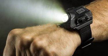Flashlight Watch