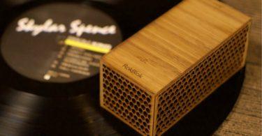 RokBlok Portable Wireless Record Player
