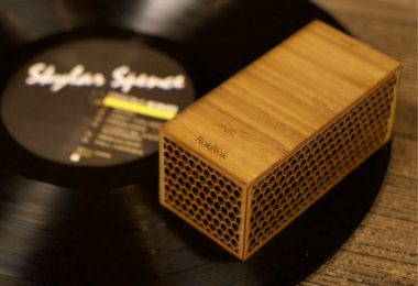 RokBlok Portable Wireless Record Player