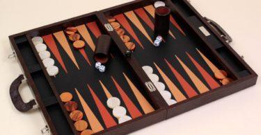 Large Backgamon Set