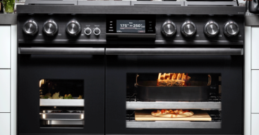 Dacor 48″ Pro Dual-Fuel Steam Range