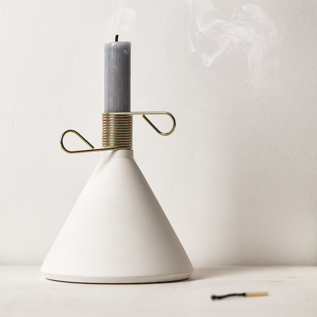 Conic Candleholder