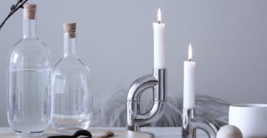 Alia Candle Holder by HAHA