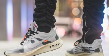 Nike Zoom Fly Off White