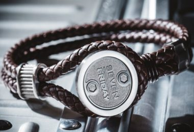 SEVENFRIDAY PST1/01 Piston Bracelet
