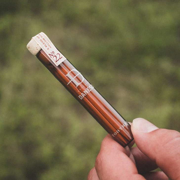 Bourbon Soaked Toothpicks